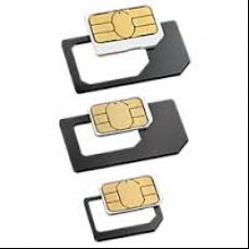 configure sim card