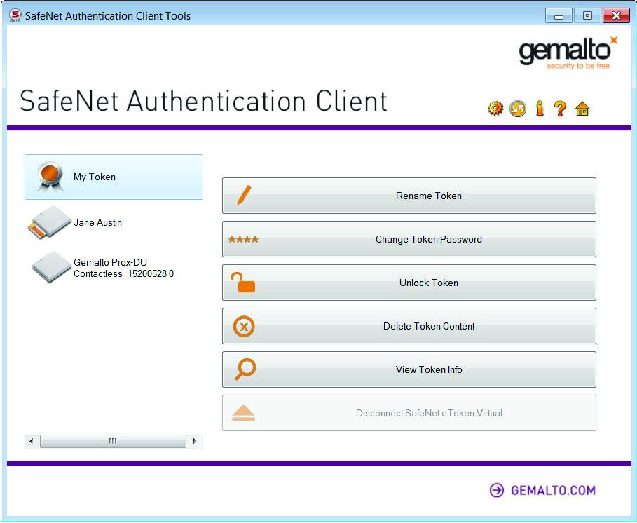 Safenet Server