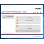 SAC - SafeNet Authentication Client– Desktop Software for PKI-Based Authentication Management